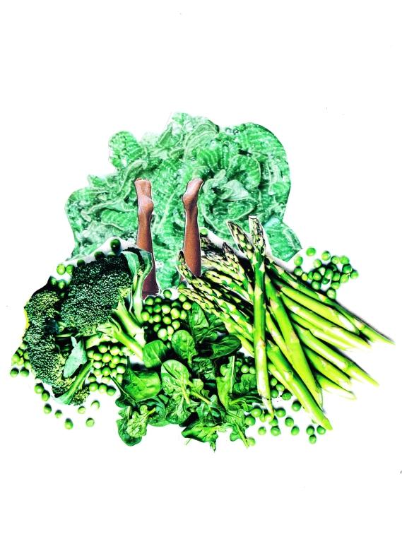 Tuffo verdura
